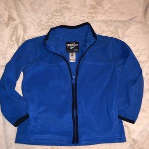 OshKosh zip up fleece